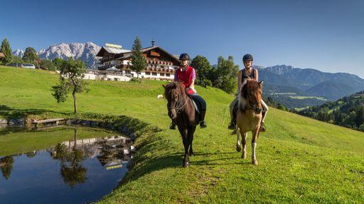 Reiturlaub am Seiterhof in der Region Schladming-Dachstein