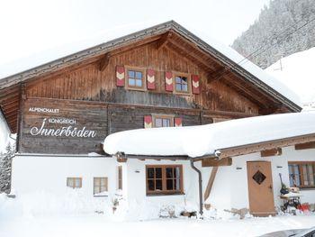 Alpenchalet Königreich Innerböden - Tirol - Österreich