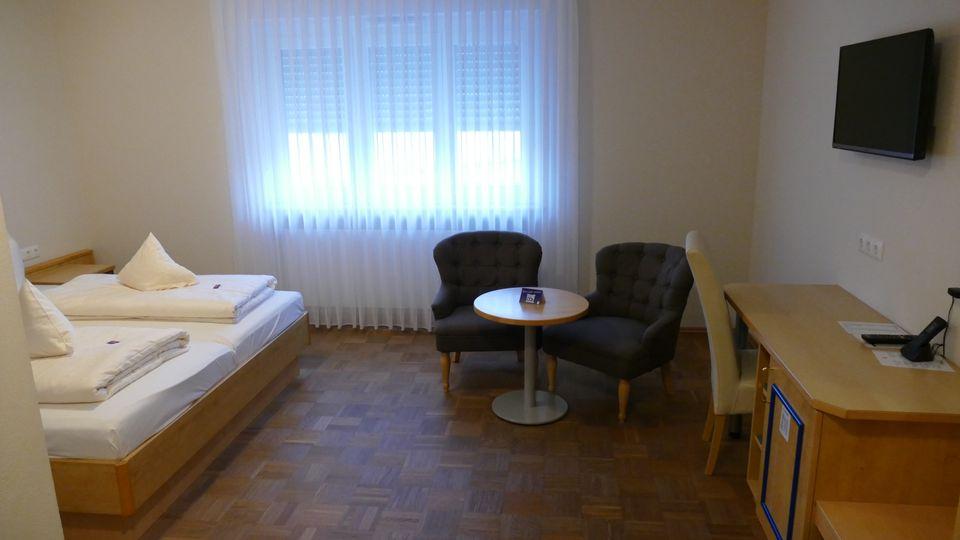 Doppelzimmer Gästehaus