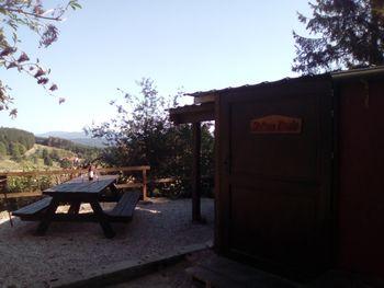 Holzfäller Hütte - Alsace - France