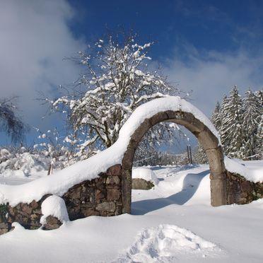 Winter, Panorama Hütte  in La Rosiere - Vogesen, Vogesen, Elsass, Frankreich