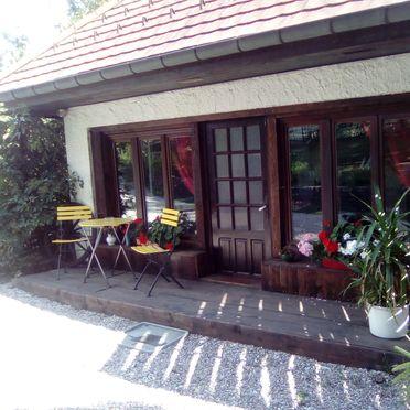Aussenansicht, Kiefer Hütte  in La Rosiere - Vogesen, Vogesen, Elsass, Frankreich