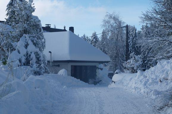 Winter, Stöckle in La Rosiere - Vogesen, Vogesen, Elsass, Frankreich