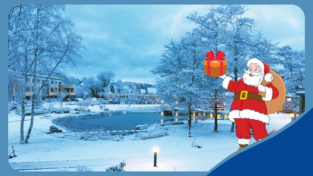 Weihnachten - inkl. 18% Frühbucherrabatt