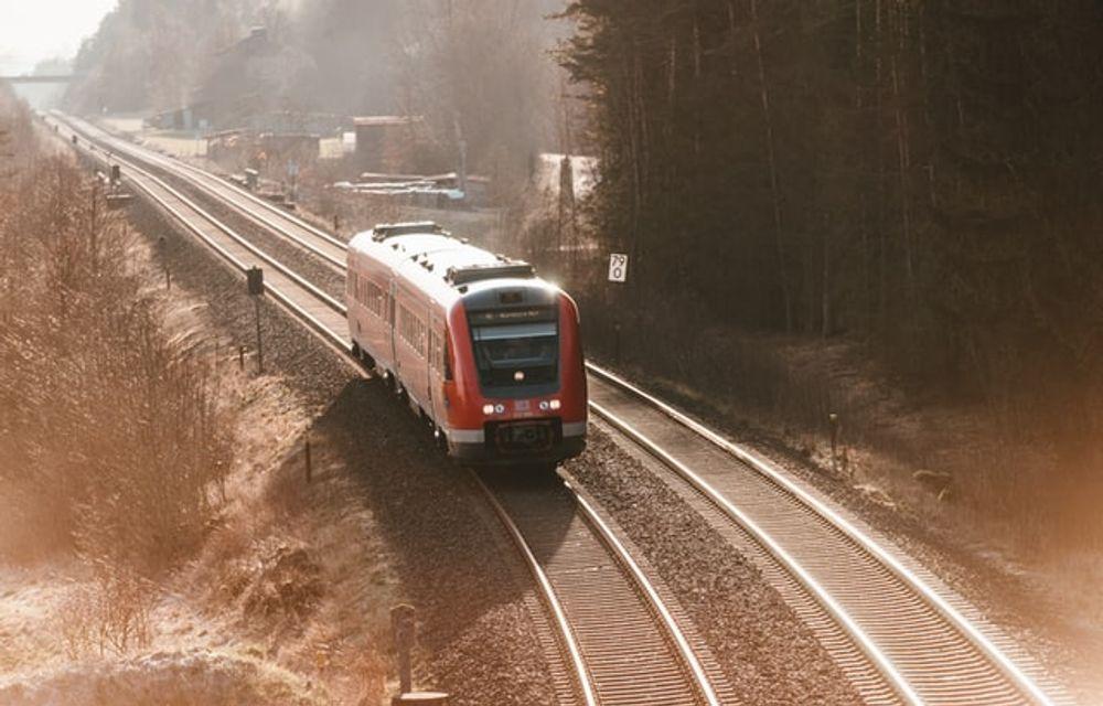 Anreise per Bahn