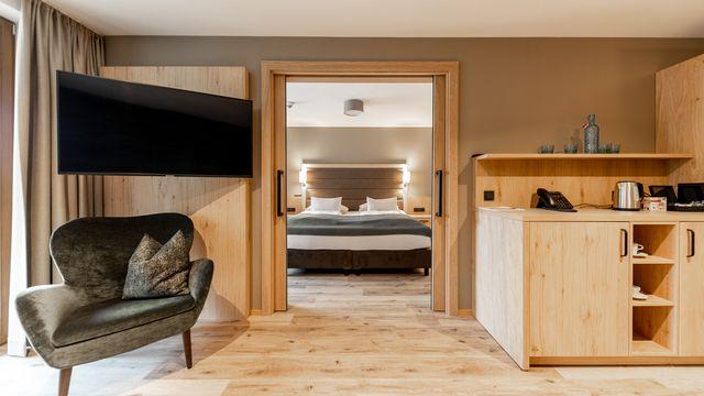 Suite »Tegernsee« | 85 qm - 3-Raum