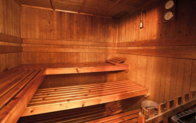 Wellness und Sauna für die Eltern