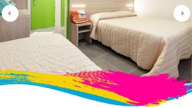 Green Room, 16-18 m²