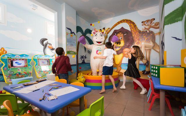 Spielzimmer - Coco im Miniclub