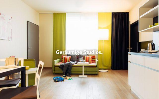 Geräumige Studios