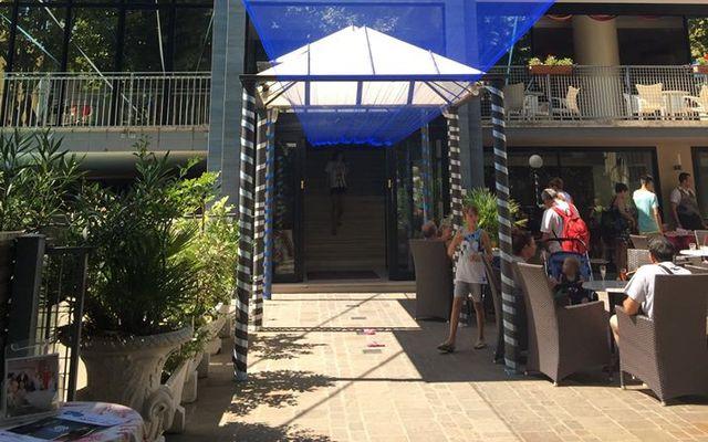 Hotel Metropolitan in Rimini