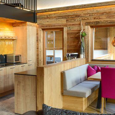 Wohnküche, Gams Lodge in Goldegg, , Salzburg, Österreich