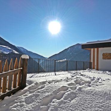 Garten, Naturchalet INSToul in St. Johann im Ahrntal, Südtirol, Trentino-Südtirol, Italien