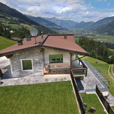 Sommer Außen, Alpinloft Goldsun, Kaltenbach im Zillertal, Tirol, Tirol, Österreich