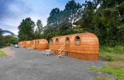 Famiglia Igluhut (5/5) - Bruggerhof – Camping, Restaurant, Hotel