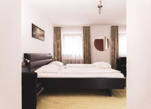 Camera doppia basic (1/2) - Bruggerhof – Camping, Restaurant, Hotel