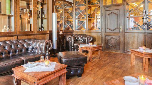 SEETELHOTEL Ahlbecker Hof - Smokers Lounge