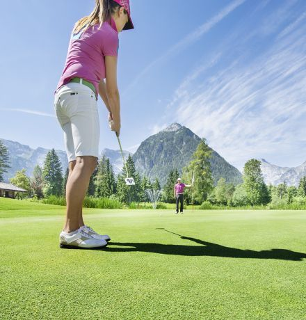 Golf and Relax at the lake