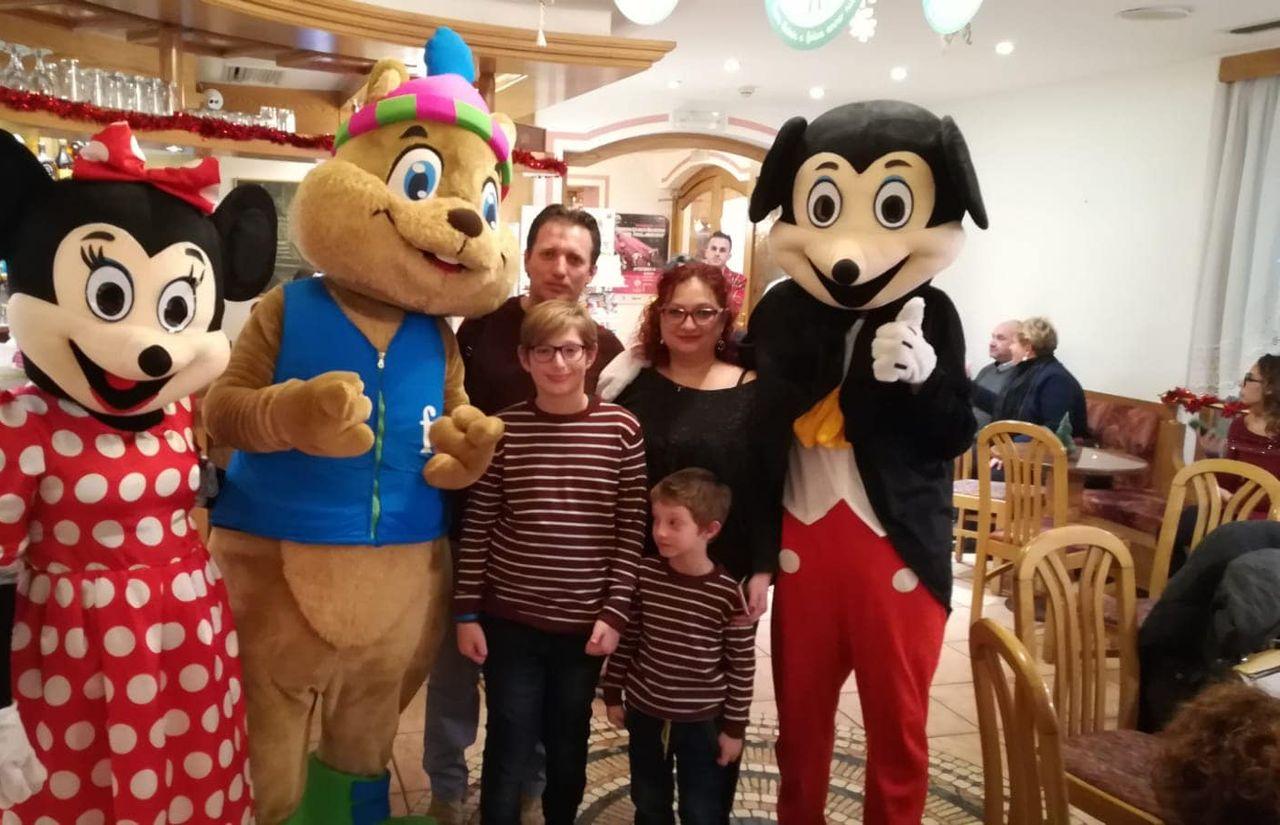 Kinderanimation im Familienhotel Polsa
