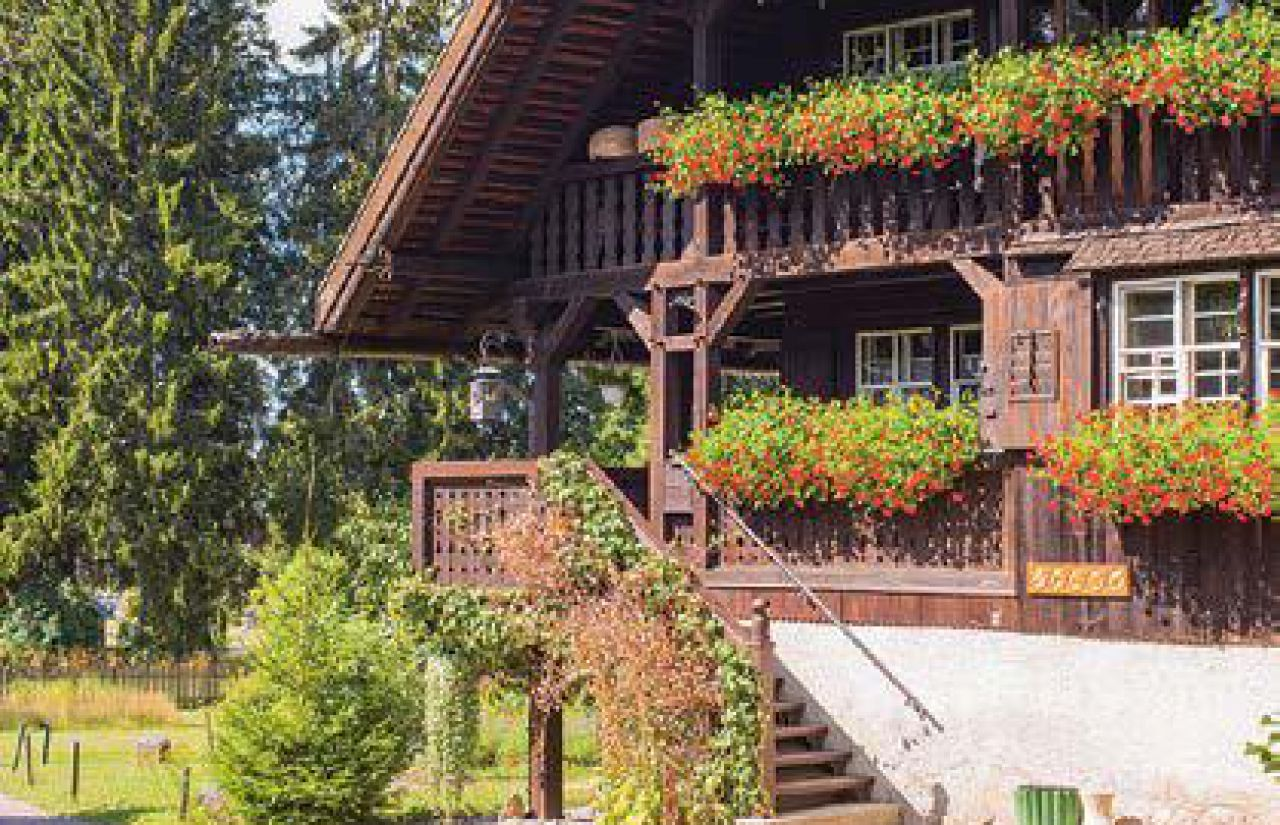 Schwarzwaldhaus der Sinne