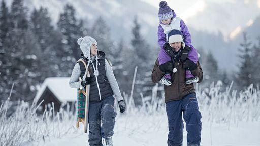 Die Tiroler Zugspitzarena bietet ein abwechslungsreiches Angebot!