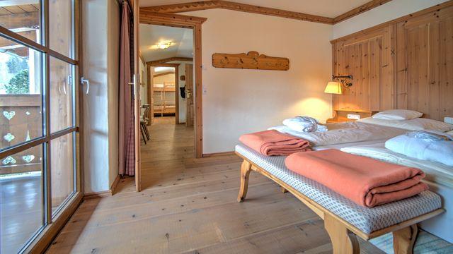 STEINBOCK Familienzimmer | ab 45 qm - 2 Raum