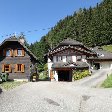 Summer, Jägerkeusche in Preitenegg, Lavanttal, Carinthia , Austria