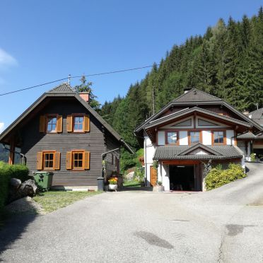 Sommer, Jägerkeusche, Preitenegg, Lavanttal, Kärnten, Österreich