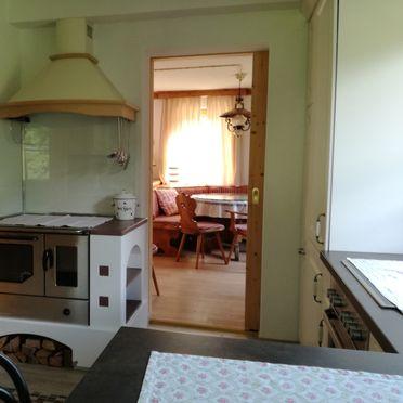 Küche, Jägerkeusche, Preitenegg, Lavanttal, Kärnten, Österreich