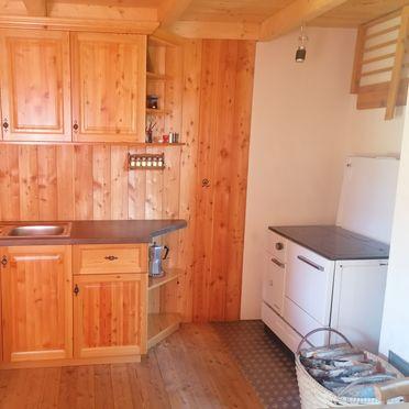 kitchen with living area, Puklhube in Bad St. Leonhard, , Carinthia , Austria