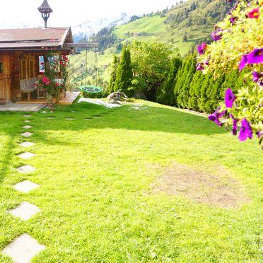 Garden hut, Ferienhaus Wandlehen, Großarl, Salzburg, Austria