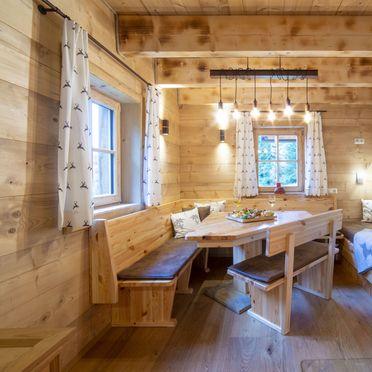 Eat-in kitchen, Fleissner Hütte, Kremsbrücke, Carinthia , Austria
