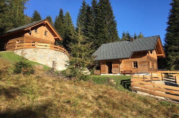 Summer, Fleissner Hütte, Kremsbrücke, Carinthia , Austria