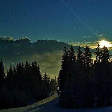 Winter, Heideggalm in Forstau, , Salzburg, Österreich