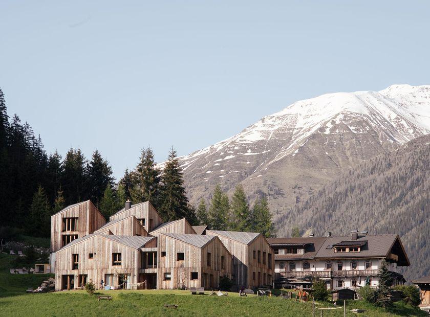 Biohotel Blaslahof: Blasla Dörfl - Blasla Hof, Gsies, Südtirol, Trentino-Südtirol, Italien