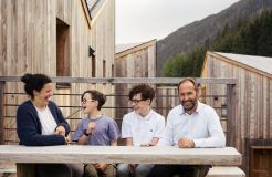 Biohotel Blaslahof: Familie Steger - Blasla Hof, Gsies, Südtirol, Trentino-Südtirol, Italien