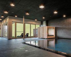 Biohotel Blaslahof: Wellnessbereich mit Pool - Blasla Hof, Gsies, Südtirol, Trentino-Südtirol, Italien