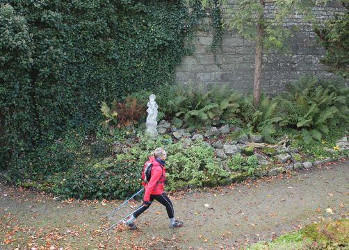 Nordic Walking & Mehr - Biohotel Schloss Kirchberg