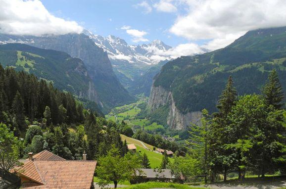 Outside Summer 1 - Main Image, Chalet Jungfrau an der Ledi, Wengen, Berner Oberland, Berne, Switzerland