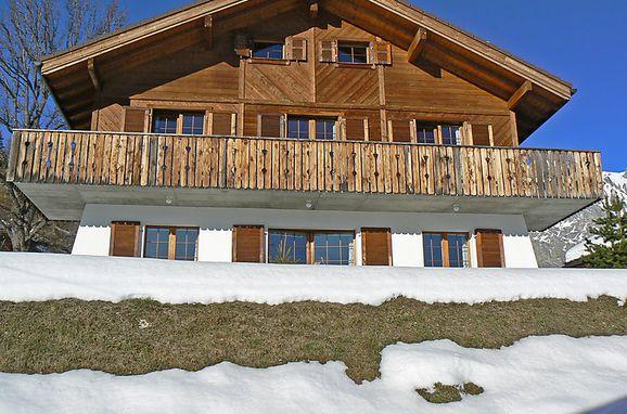 Innen Winter 30 - Hauptbild, Chalet Arche, Ovronnaz, Wallis, Wallis, Schweiz