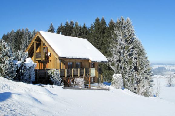 Outside Winter 25 - Main Image, Ferienchalet Katrin in Siegsdorf, Oberbayern, Bavaria, Germany