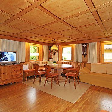 Innen Sommer 2, Chalet Josefine am Arlberg, Sankt Anton im Montafon, Montafon, Vorarlberg, Österreich