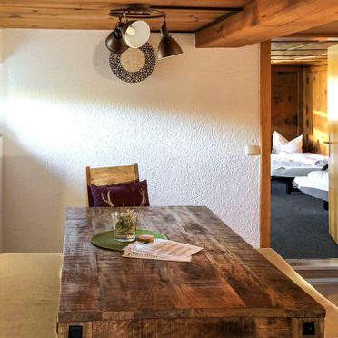 Innen Sommer 3, Chalet Mesa im Montafon, Tschagguns, Montafon, Vorarlberg, Österreich