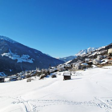 Innen Winter 36, Jagdhütte Biedenegg im Oberinntal, Region Tirol West/Fliess/Landeck, Oberinntal, Tirol, Österreich