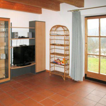 Innen Sommer 3, Ferienhütte Ilztal im Bayerischen Wald, Allmunzen, Bayerischer Wald, Bayern, Deutschland