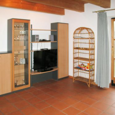 Innen Sommer 3, Ferienhütte Ilztal im Bayrischen Wald, Allmunzen, Bayerischer Wald, Bayern, Deutschland