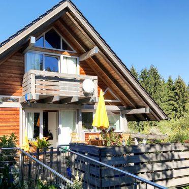 Außen Sommer 1 - Hauptbild, Chalet Christine in Oberbayern, Siegsdorf, Oberbayern, Bayern, Deutschland