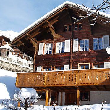 Außen Winter 28, Chalet Höfli, Jaun, Freiburg, Freiburg, Schweiz