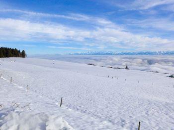 Ferienchalet la Frêtaz im Jura - Jura - Schweiz