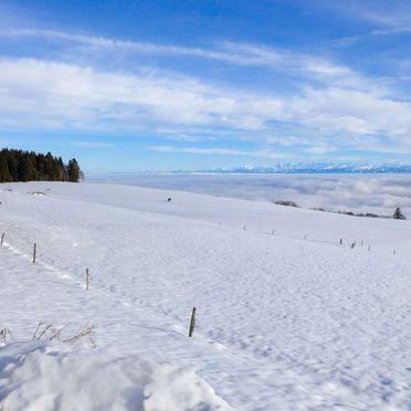 Innen Winter 33, Ferienchalet la Frêtaz im Jura, Bullet, Jura, Jura, Schweiz